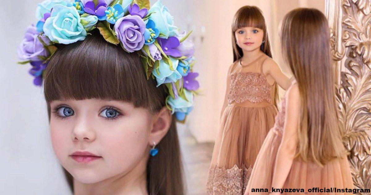 Ее признали самой красивой девочкой в мире. Только взгляните на эти фото!