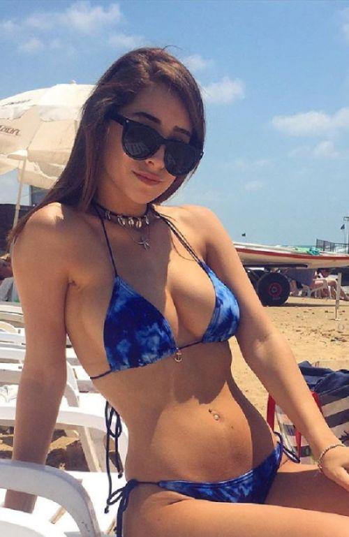 Красивые девушки в солнцезащитных очках картинки