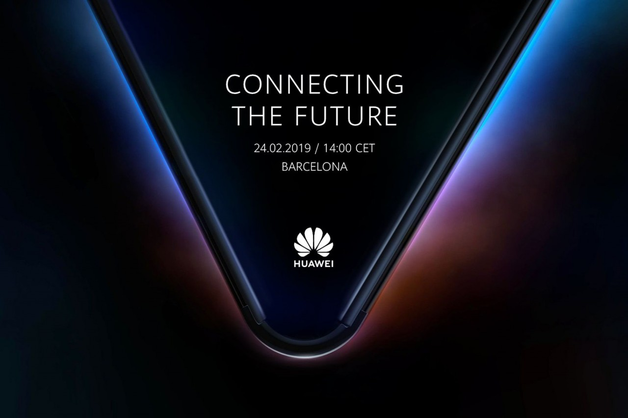 Huawei приглашает на презентацию складного смартфона