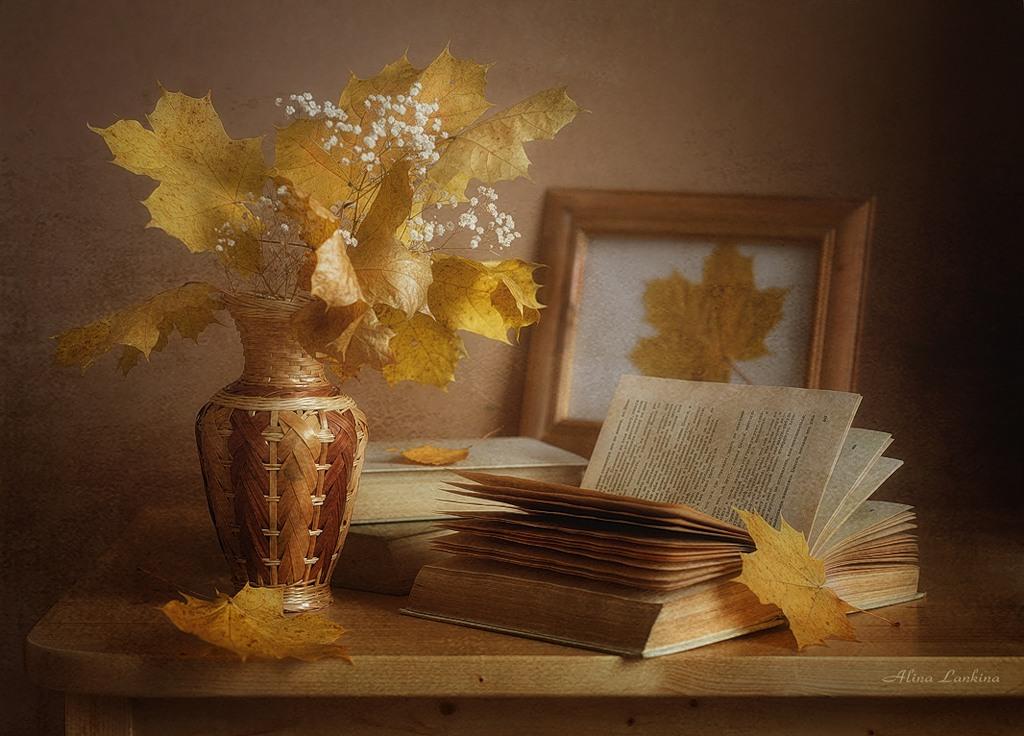 Картинки осень и поэзия