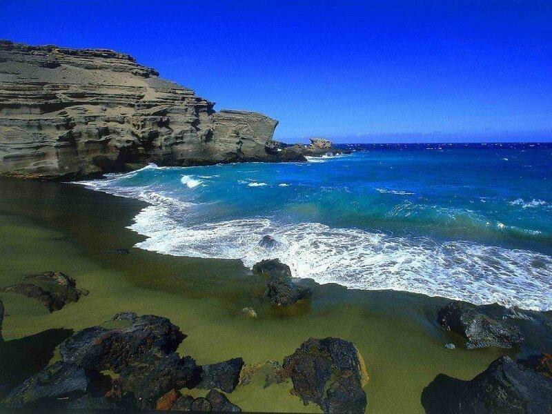 15 самых необычных пляжей мира природа