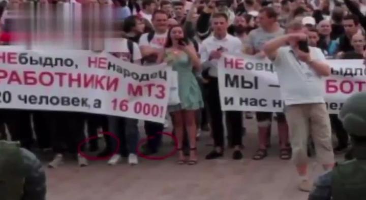 Михалков высказался о белорусских протестах: «Это компьютерная графика» Белоруссия,Михалков,протесты,фейк-ньюс