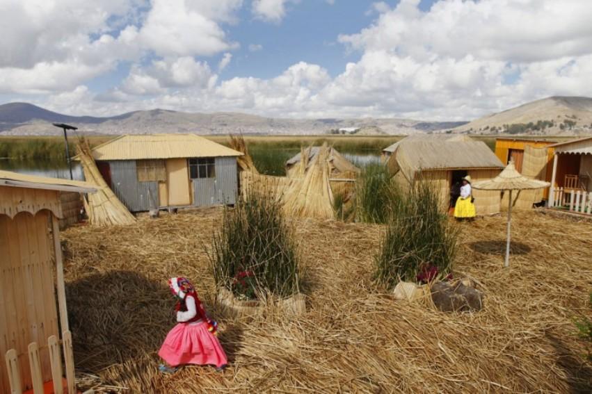 terraoko 2014111906 51 Плавающие деревни в Перу.