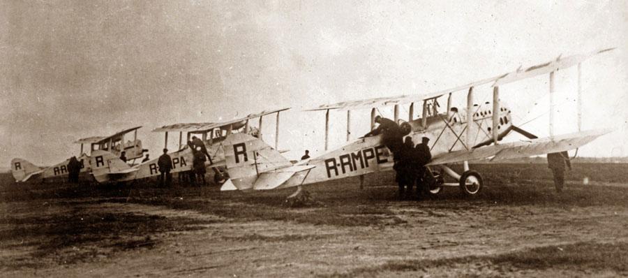 Первый великий перелет советской авиации: Москва - Пекин - Токио