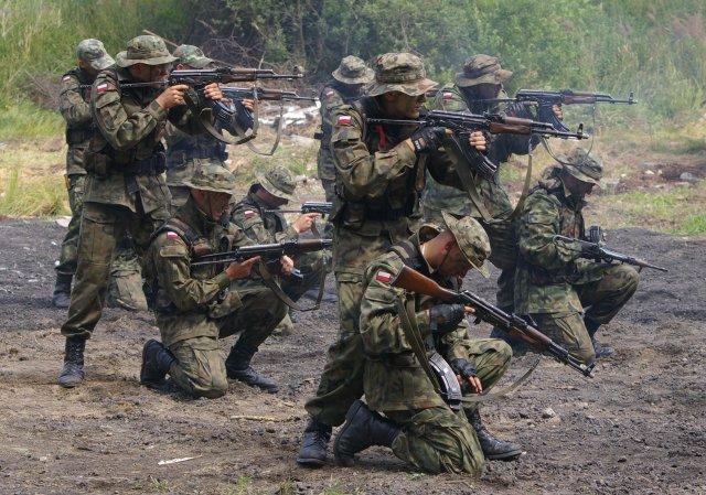 В 2019 году оборонный бюджет Польши вырастет до 11,5 млрд долларов