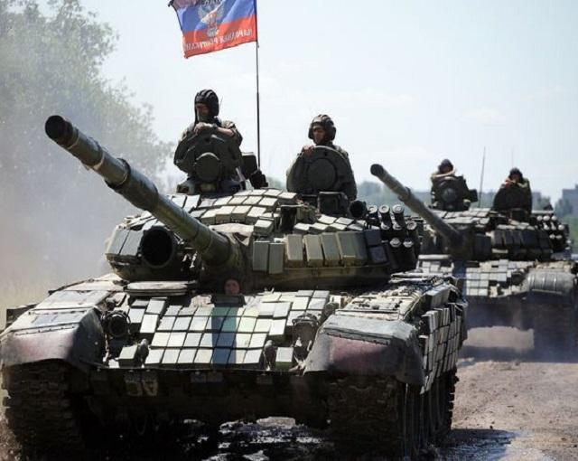 В «ДНР» предложили решение конфликта на Донбассе новости,события