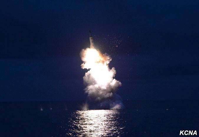 Строительство подлодки с баллистическими ракетами в КНДР. Субмарина для Японского моря