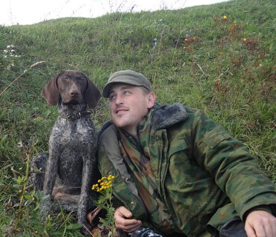 Прекрасные охоты с собаками