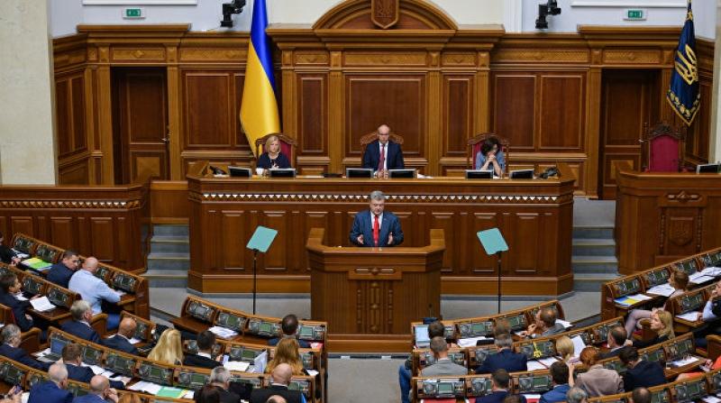 Порошенко: Предоставление автокефалии Украине выходит на финишную прямую