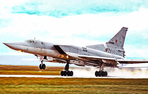 Ракетоносец Ту-22М3