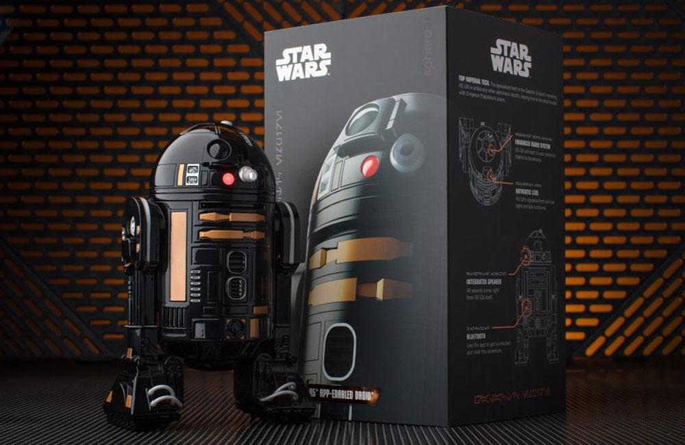 Sphero показала нового дроида R2-Q5 из «Звездных войн»