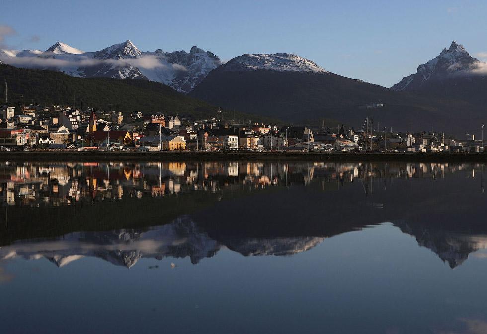 Самый южный город планеты: тихий, уютный и симпатичный край света