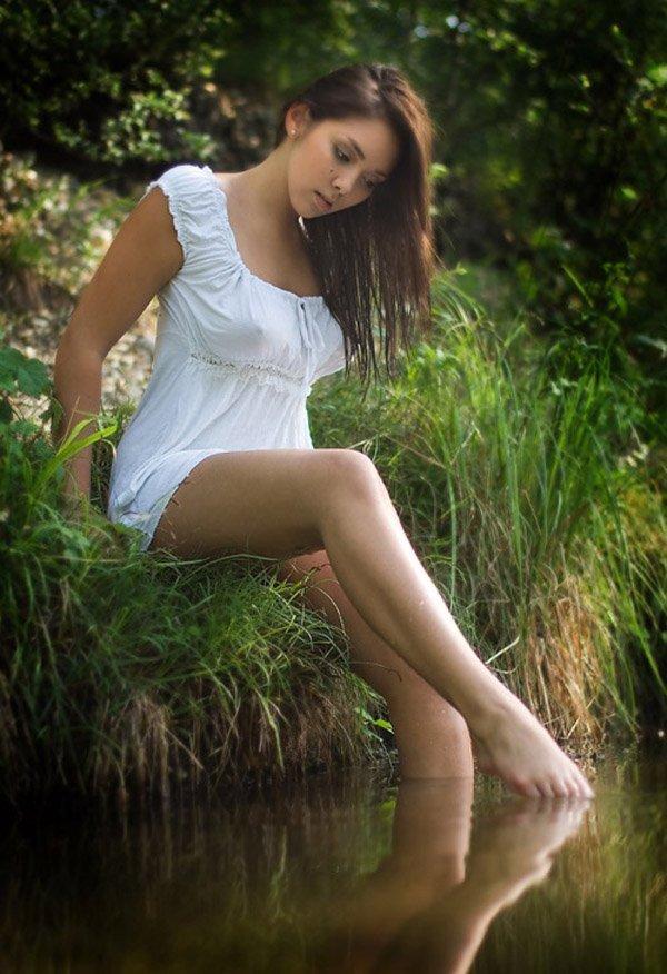 Милые девушки и природа —  настоящая красота классные фото милых девушек,красивые девушки на природе,Красивые девушки фото,Красивые картинки и фото природы,фотографии милых девушек