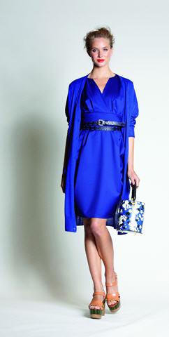 Модные цвета Весна-Лето 2012 года