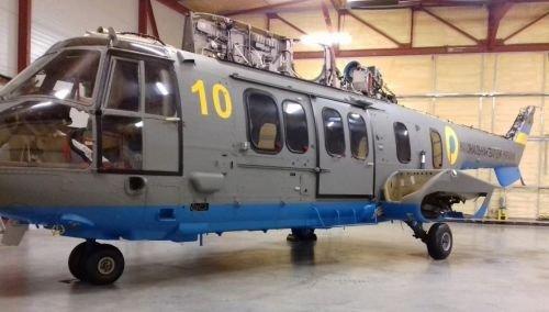 Украина в ноябре получит первые два вертолета Airbus H225