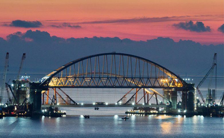 Россияне определились с названием моста через Керченский пролив