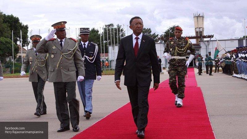 Африка стремится развивать сотрудничество с Россией
