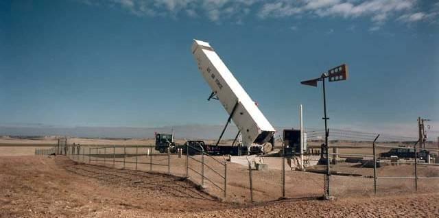 США провели второй тестовый пуск МБР Minuteman III