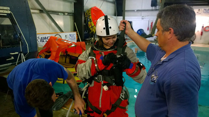 НАСА готовит 17-летнюю девушку стать первым человеком на Марсе