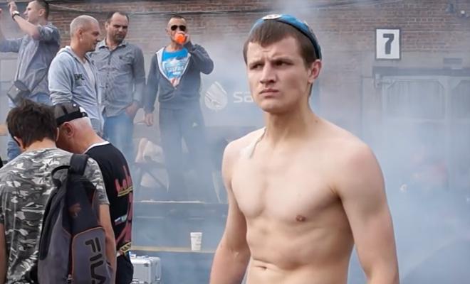 Десантник из ВДВ вышел на ринг к ММА-бойцу