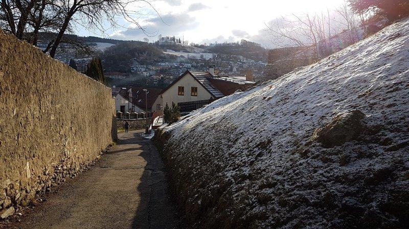 Рождество в Ческом Крумлове зима, мир, путешествия, рождество, чехия