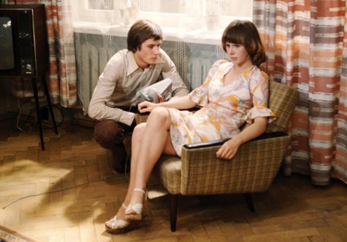 Кадр из фильма *Школьный вальс*, 1977 | Фото: 7days.ru
