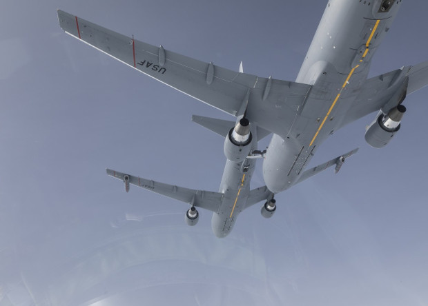 Танкер KC-46A прошел программу сертификации