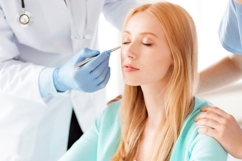 подготовка к ринопластике носа