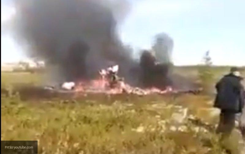 Расследованием дела о падении Ми-8 займется главное управление СК России