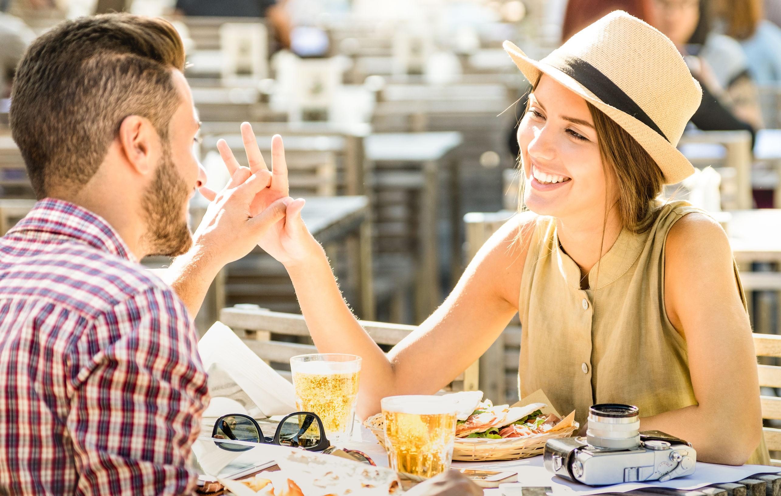 5 секретов успеха на первом свидании
