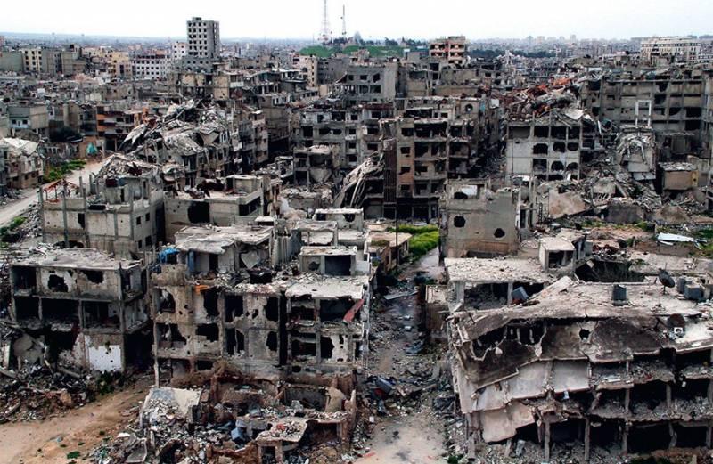 Дядя Сэм строит в Сирии своё нефтяное государство
