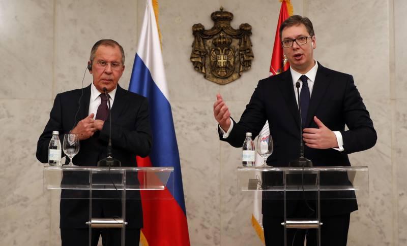 Вучич: Сербия не поменяет св…