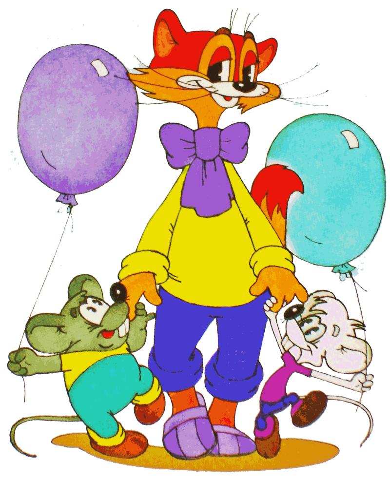 Как  мультсериал о коте Леопольде создовался и покорил наши сердца