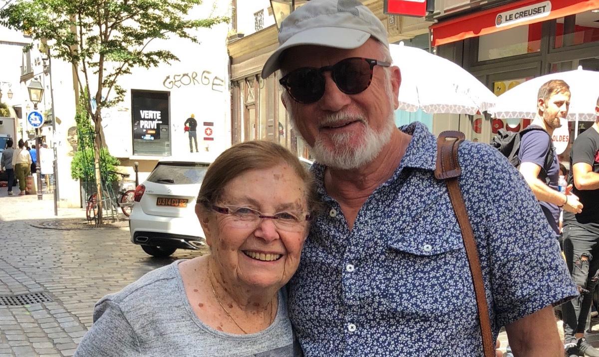 Выжившая после Холокоста встретилась с семьей, которая спасла ее 73 года назад! война и мир