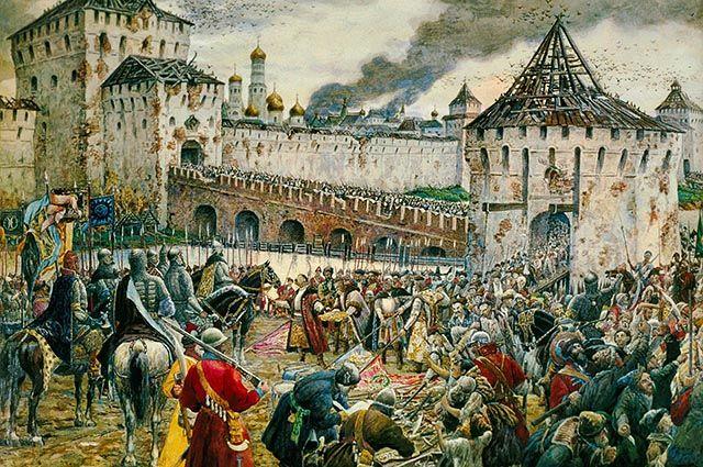 Семибоярщина — предательство и каннибализм. Как правили олигархи XVII в.