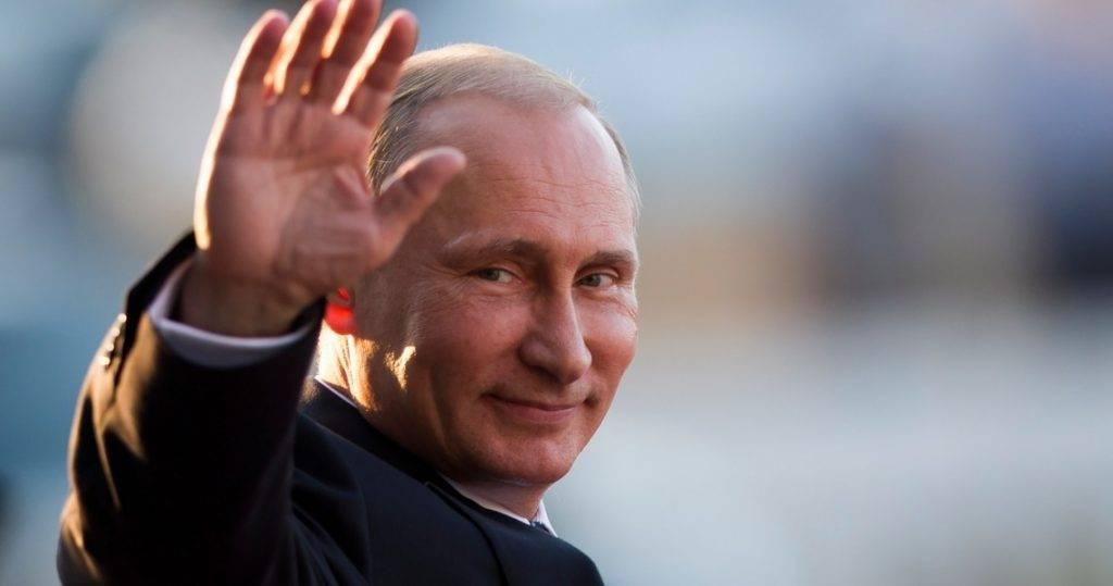 Первые данные ЦИК: Владимир Путин набирает 71,97% голосов
