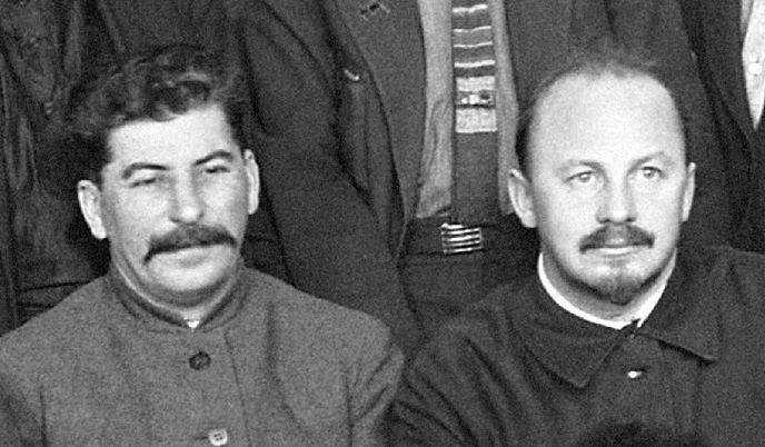 Битва вождей: Сталин против Бухарина