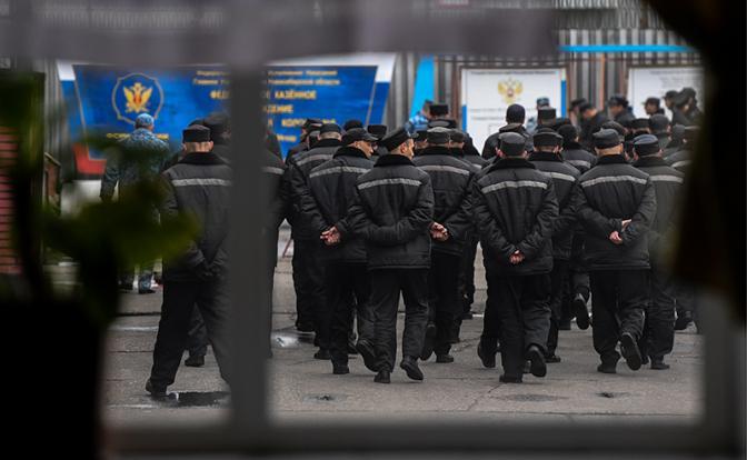 Полицейские в России страшнее самых матерых преступников