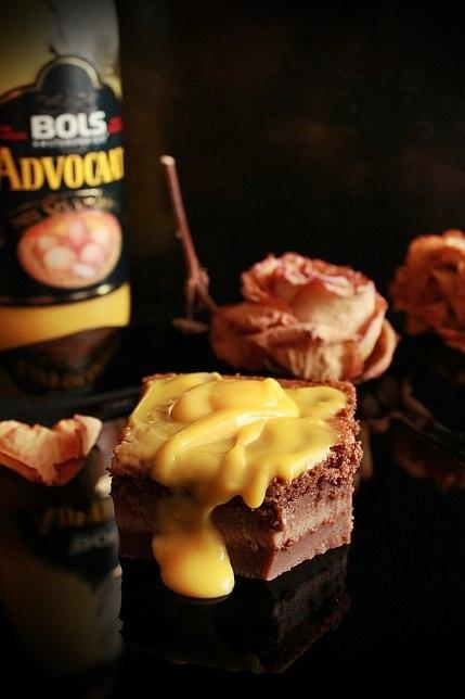 «Умный» шоколадно-кофейный торт