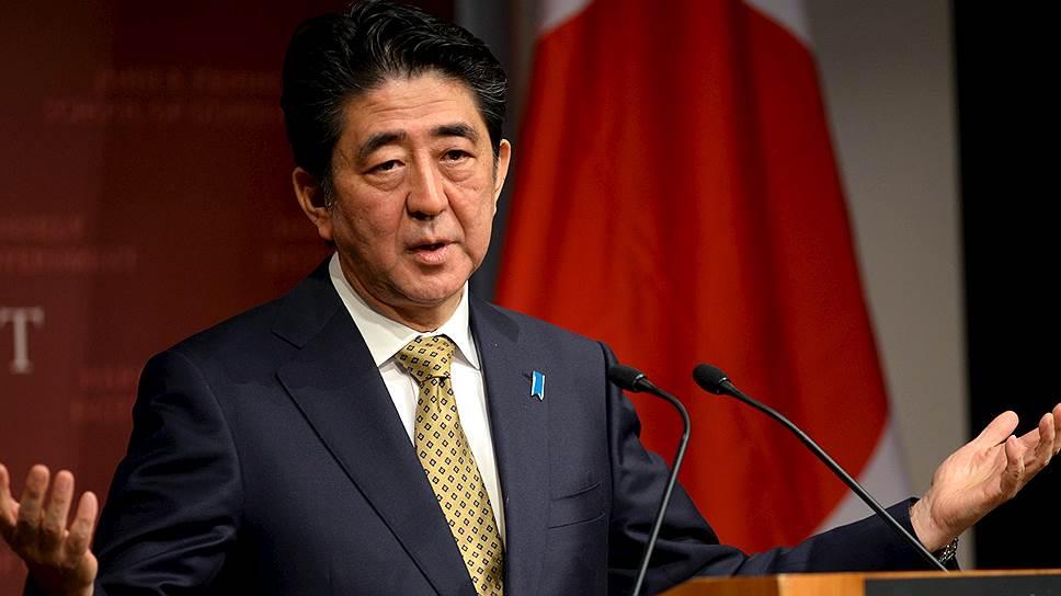 Абэ пообещал Путину в случае…