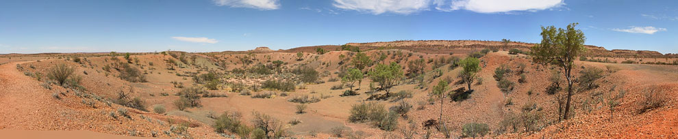 Кратеры Хенбери (Австралия)