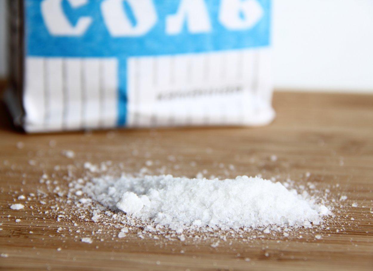 Обычная соль способна спасти даже самых отчаявшихся домохозяек!