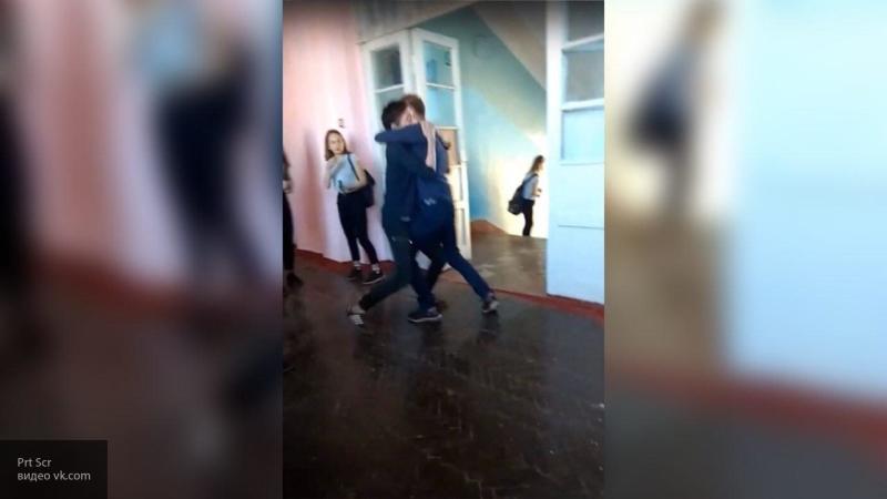 В Вологде подрались школьники, один из них потерял сознание