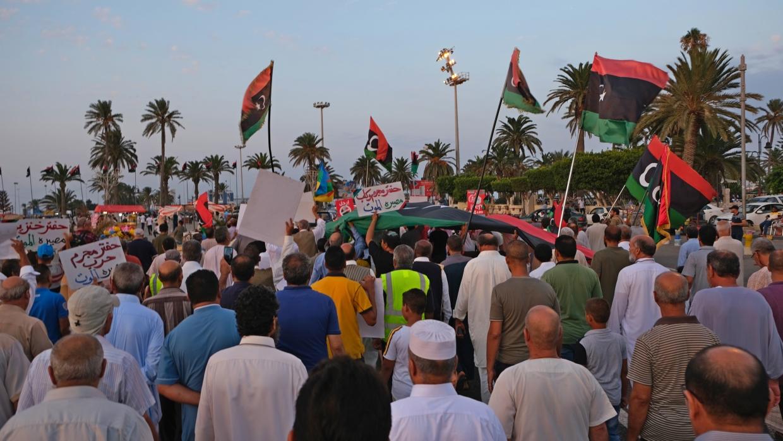 Ливийцы настаивают на срочном выводе иностранных войск и наемников из страны Весь мир