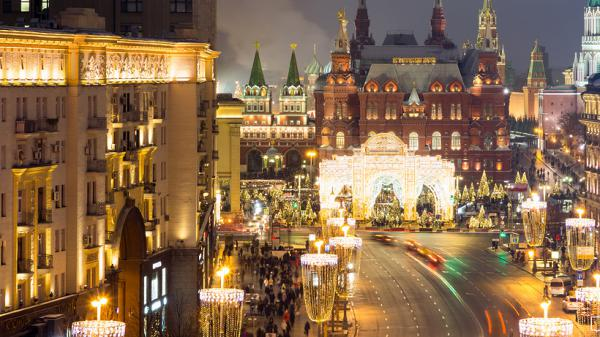Власти Москвы рассказали о проведении международного фестиваля «Путешествие в Рождество»