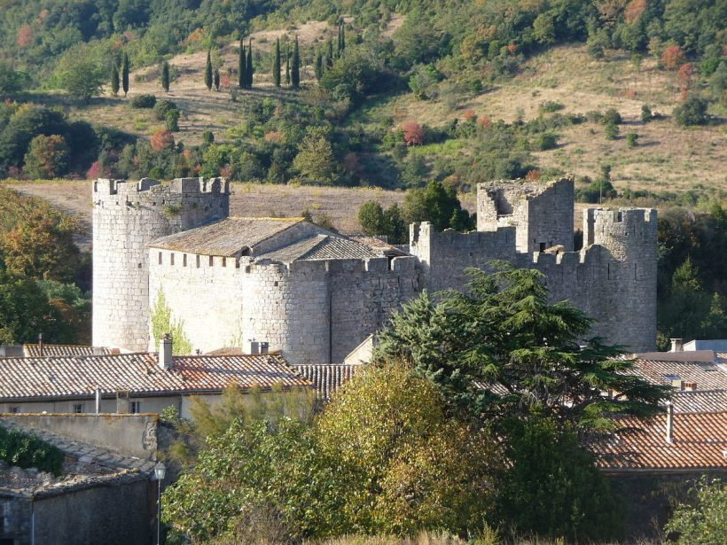 Позабытые всеми катарские замки во Франции.
