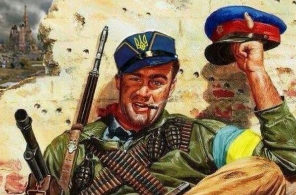 Горькая правда. Преступления ОУН-УПА  история,украина