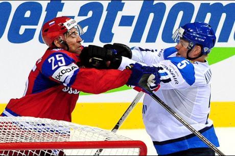 Россия-Финляндия. Финал. Болеем онлайн