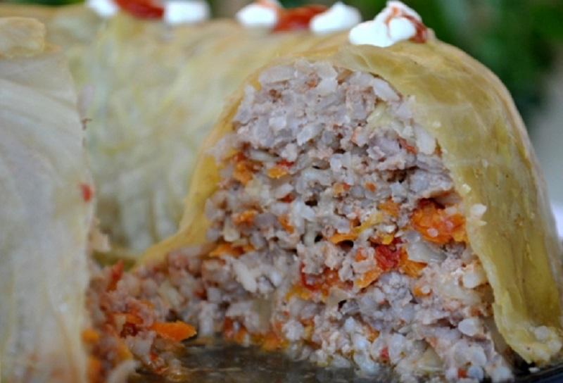 Ленивый голубец из молодой капусты: простое блюдо, достойное барского стола