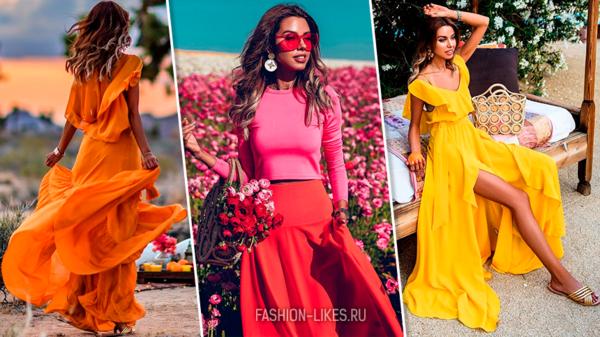 Эти образы от Аннабель Флер покорят вас, если вы любите платья